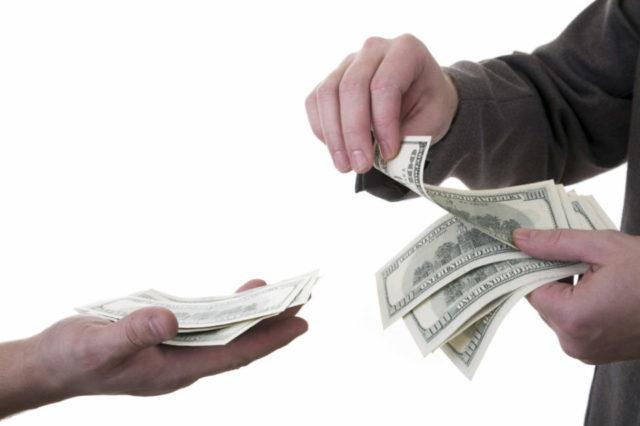 деньги в долг на карту без звонков