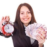 Какие банки дают кредит с 21 года наличными