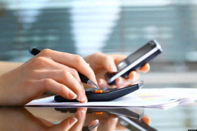 Займ на баланс мобильного телефона