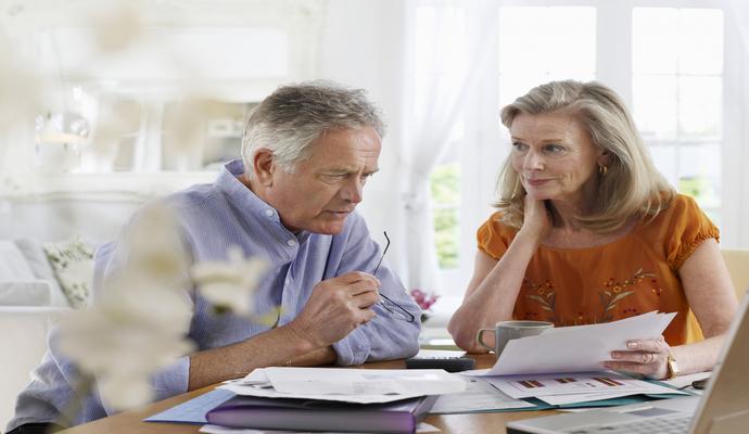Пенсионеры все чаще кредитуются