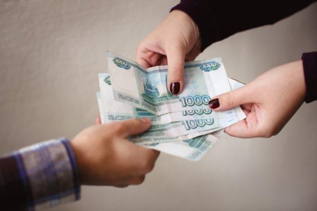 займ на 300000 рублей срочно с 18