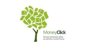 логотип мфо Money Click