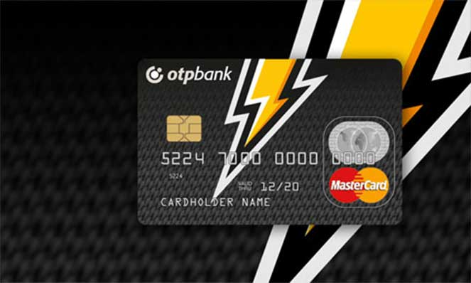 Онлайн заявка на кредитную карту Молния «ОТП Банк»