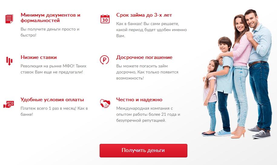получение мини кредита в мкк